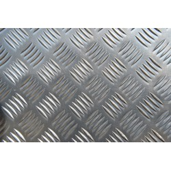 Blacha aluminiowa ryflowana 3,0x250x250