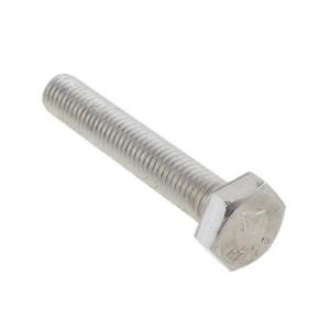 Śruba łeb sześciokątny DIN 933